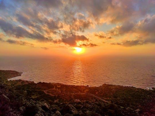 Karpathos Dorf-Tour bei Sonnenuntergang mit Abendessen