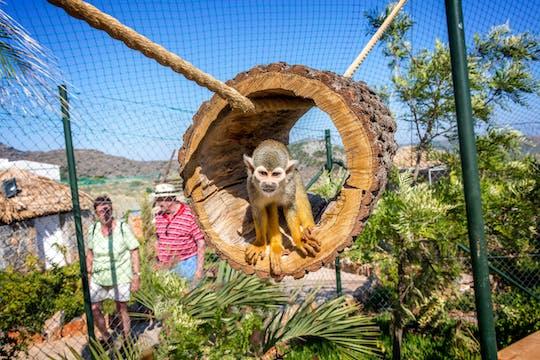 Amazonas Park und Tour mit dem Glasbodenboot