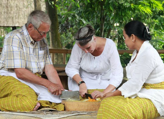 Balinese Cooking Class by Arma