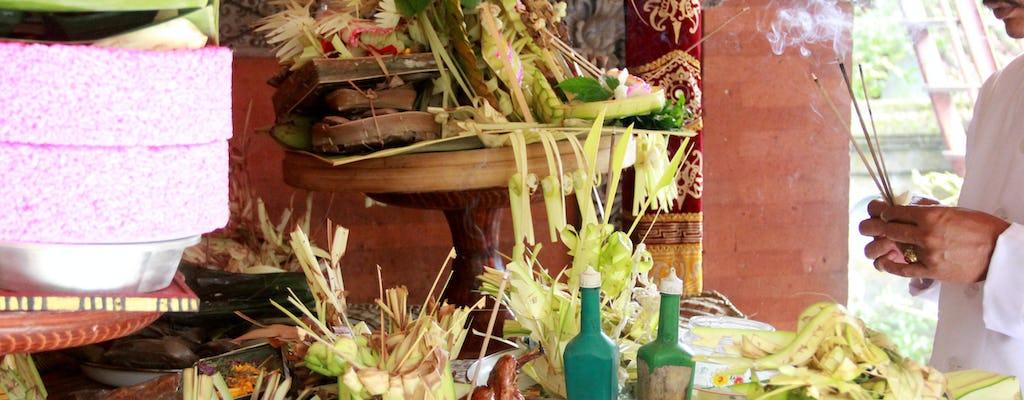 Bali Hinduism Workshop