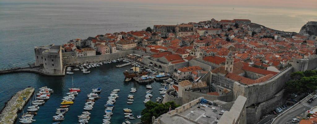 Dubrovnik: paseo nocturno por el casco antiguo