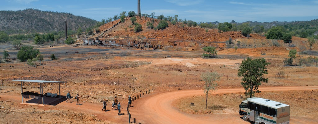 Outback und Chillagoe Caves Tour ab Cairns