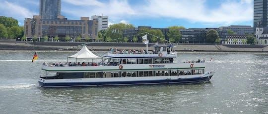 Cologne grand harbor tour