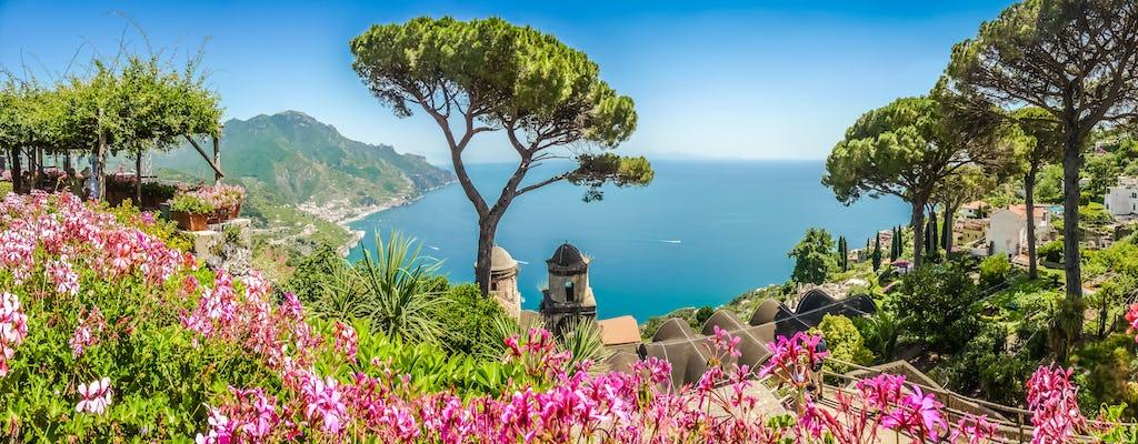 Private Ganztagestour der Amalfiküste