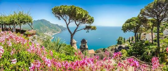 Prywatna całodniowa wycieczka po wybrzeżu Amalfi