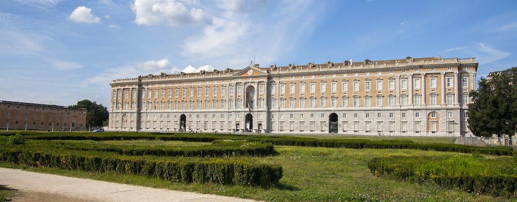 Tour privato della Reggia di Caserta da Napoli