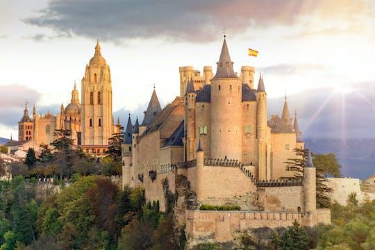 Авила и Сеговия-однодневный тур из Мадрида с включенными билетами