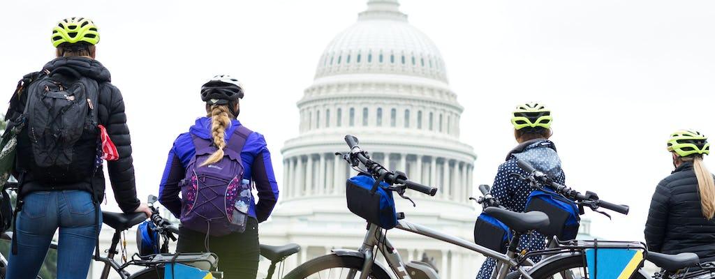 Washington DC e-bike rental