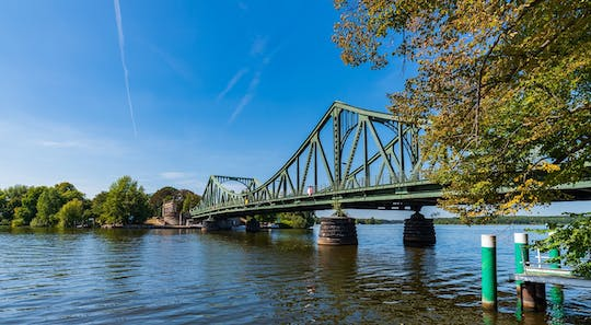 Guided bike tour from Potsdam to Berlin Wannsee
