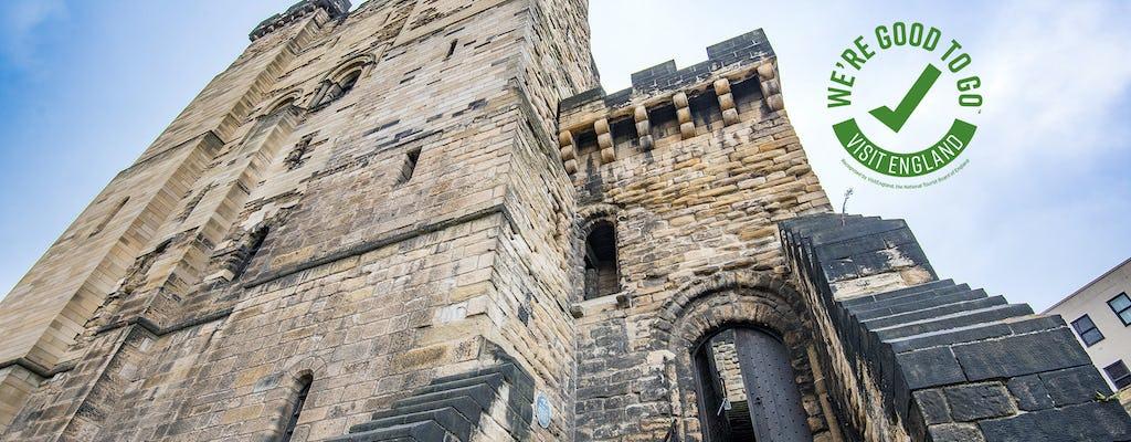 Входной билет в замок Ньюкасла