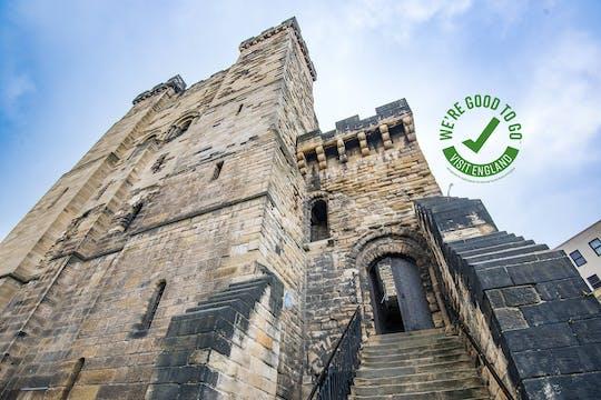 Bilet wstępu do zamku Newcastle