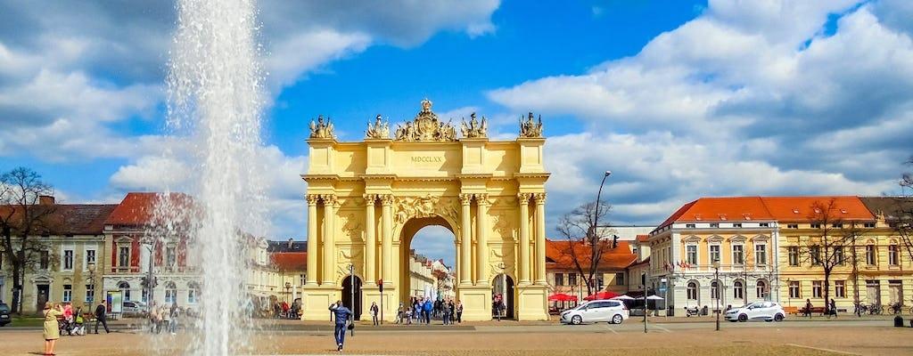 Tour durch Potsdams historische Altstadt bis nach Sanssouci