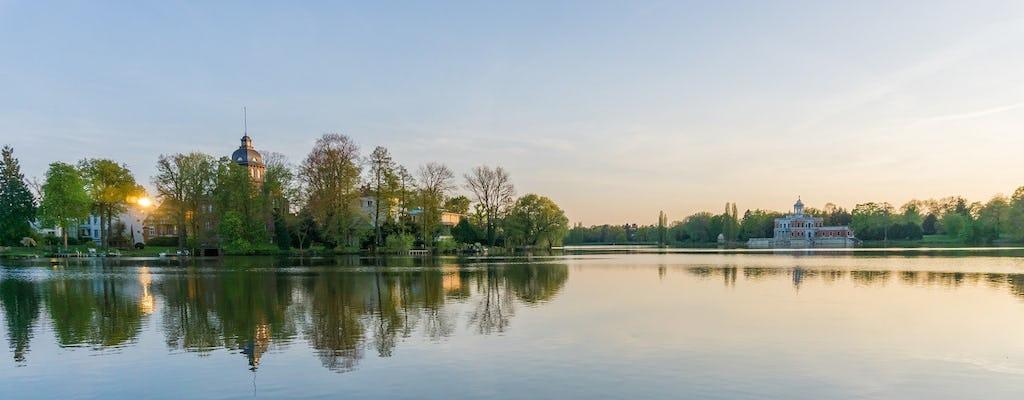 Wycieczka rowerowa z przewodnikiem z Berlina Wannsee do Poczdamu