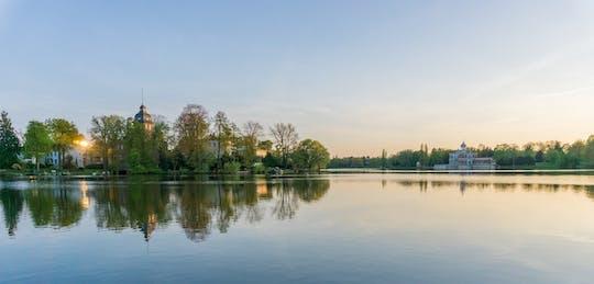 Passeio guiado de bicicleta de Berlin Wannsee a Potsdam