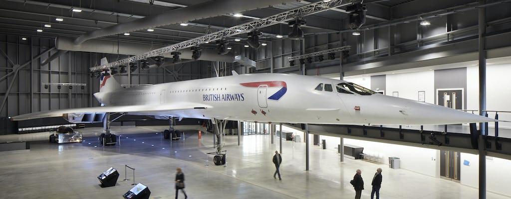 Eintrittskarte für Aerospace Bristol