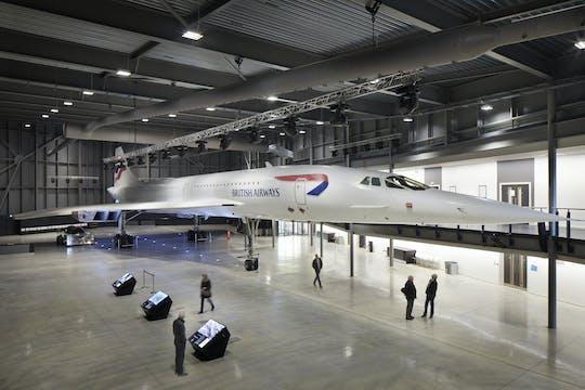 Bilhete de entrada do Aerospace Bristol
