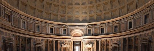 Tour guidato del Pantheon