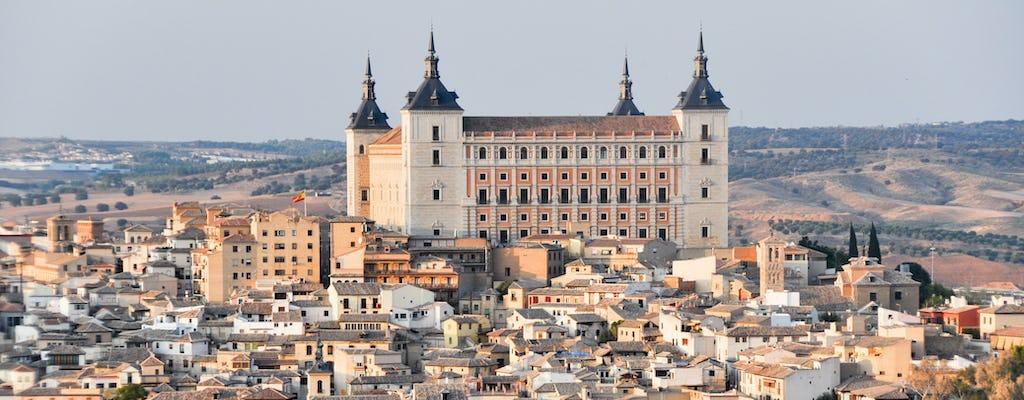 Excursão de meio dia a Toledo saindo de Madri com ingressos para a catedral