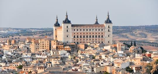 Tour de medio día a Toledo desde Madrid con entradas a la catedral