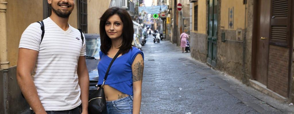 Tour de folklore y arte callejero de Nápoles en los barrios españoles