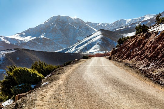 Berber Trail 4x4 Small Group Tour