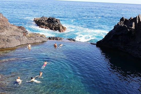 Dagtrip naar Porto Moniz, Fanal en Cabo Cabo Girão vanuit Funchal