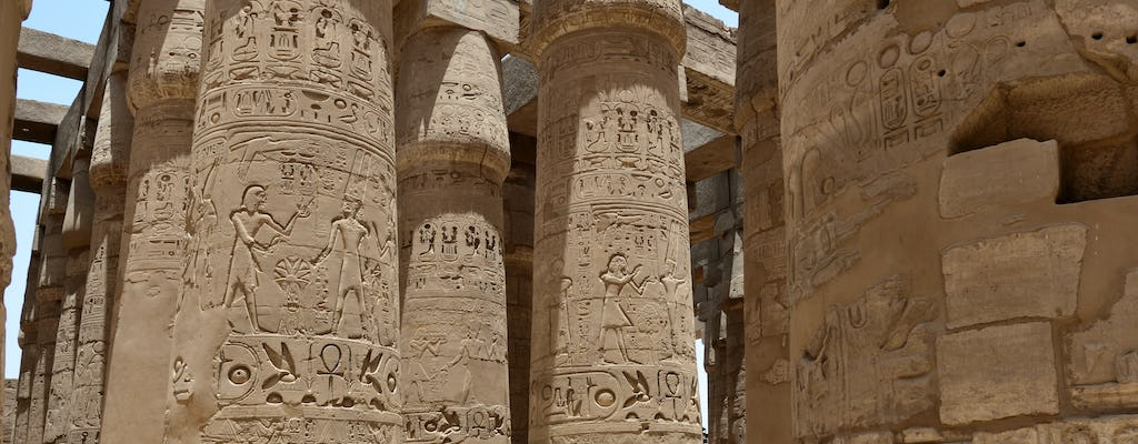 Discover Luxor from Marsa Alam