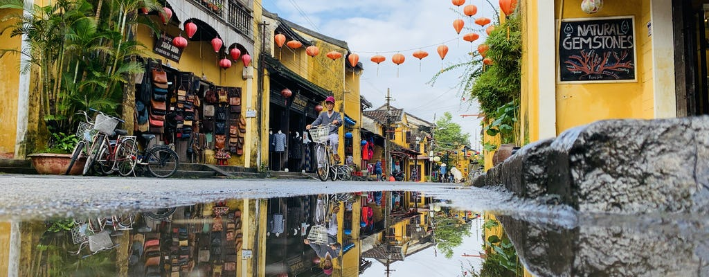 Hoi An city and My Son sanctuary full-day tour with lunch