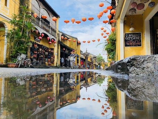 Hoi An-stad en My Son Sanctuary-dagtour met lunch
