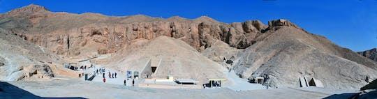 Luxor deluxe tour from Marsa Alam