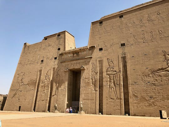 Discover Aswan from Marsa Alam