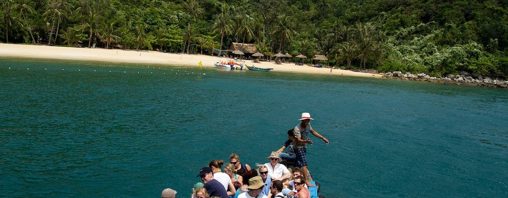 Cham Island day tour and snorkeling experience with lunch