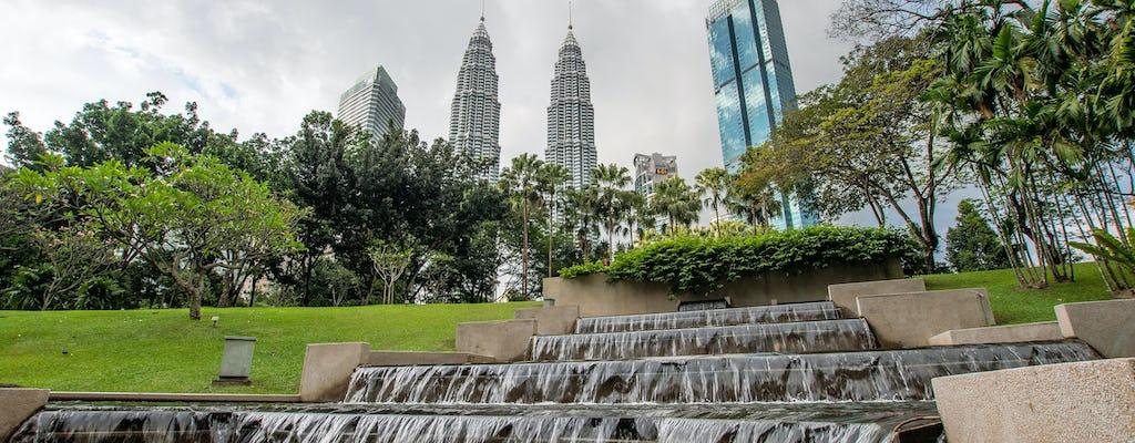 Grand Kuala Lumpur e Batu Caves com tour combinado de Putrajaya