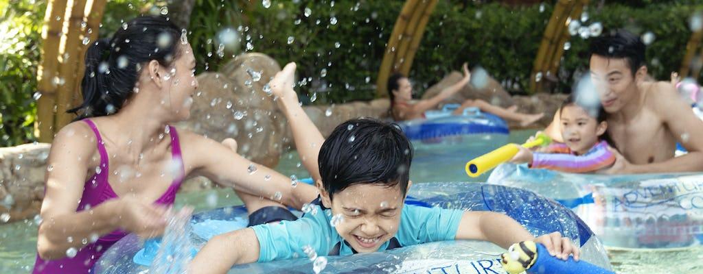 Biglietto elettronico Adventure Cove Waterpark™