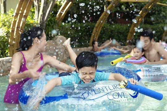 E-Ticket für den Adventure Cove Waterpark™