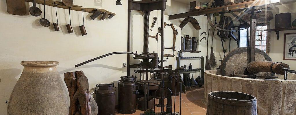Visita guiada ao Dorgali Park Museum