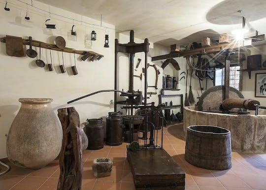 Dorgali Park Museum guided tour