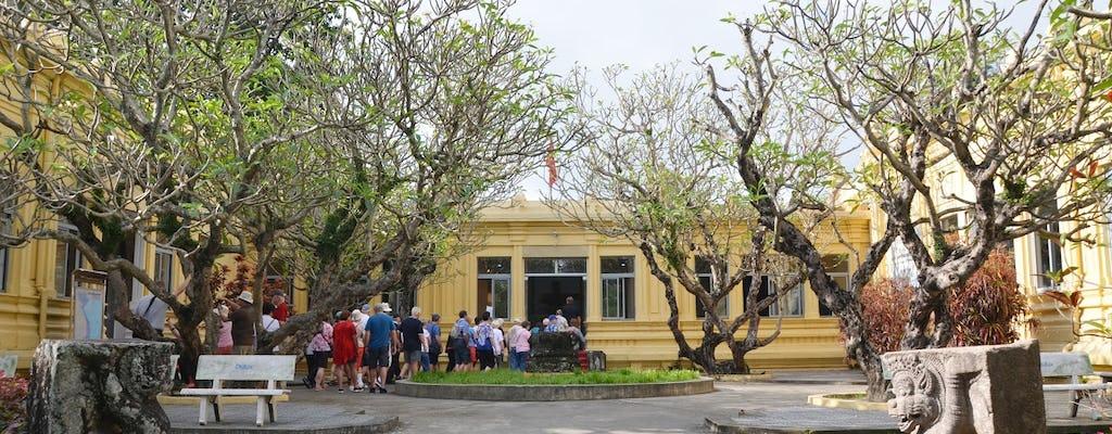 Muzea Da Nang i półdniowa wycieczka po Dragon Bridge