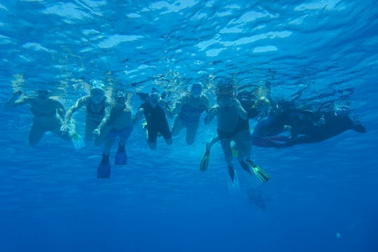 Sataya Reef snorkelling from Marsa Alam