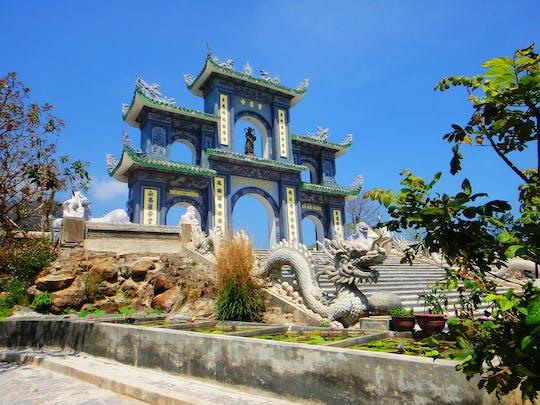 Tour de medio día a las montañas de mármol y la pagoda Linh Ung