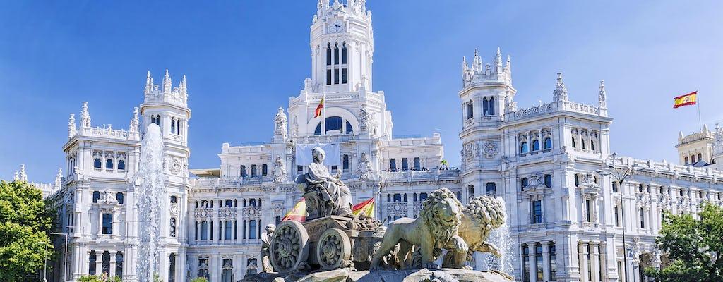 Пешеходная экскурсия по Императорскому Мадриду