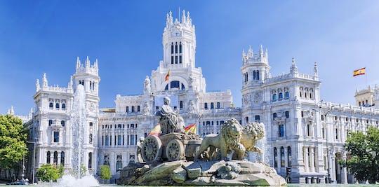 Wycieczka piesza po Cesarskim Madrycie