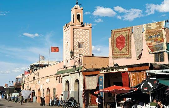 Magical Marrakech Private Tour