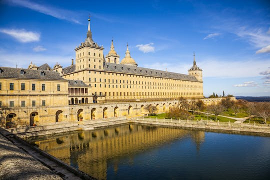 Escorial and Valley of the Fallen half-day tour with entrance tickets