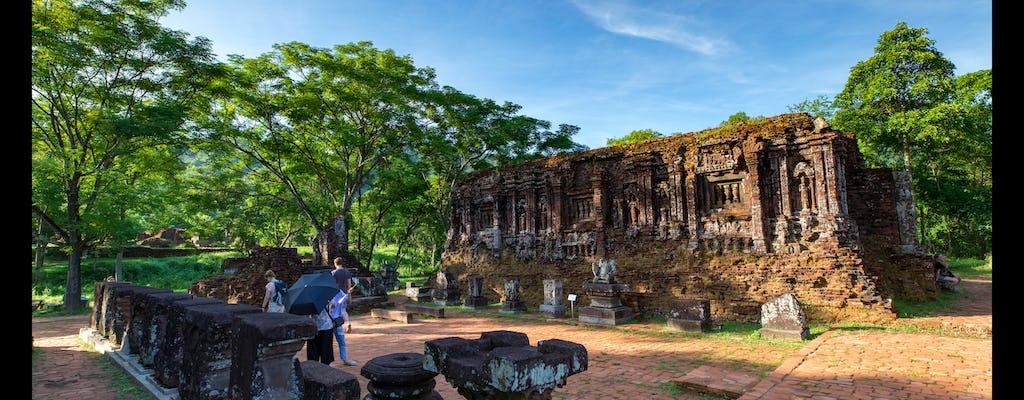 Tour do Santuário My Son e do antigo reino de Champa