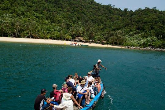 Однодневная поездка на остров Чам из Дананга