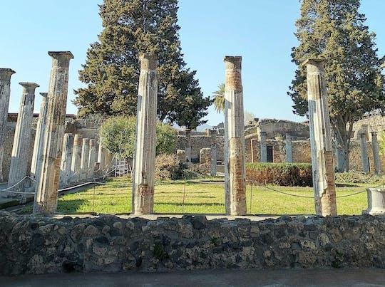 Pompeji und Amalfitana Kleingruppentour