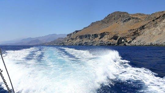 Excursion en bateau à l'île des lapins depuis Petra
