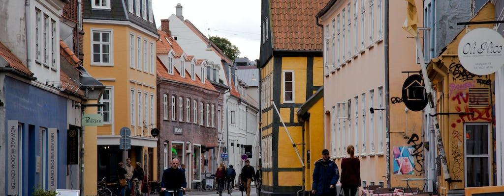 Passeio de bicicleta em Aarhus com guia local