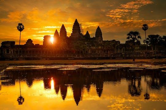 Angkor Wat zonsopgangtour